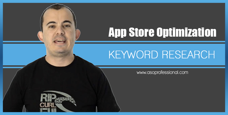 Appstore Optimization Tools Keyword Research