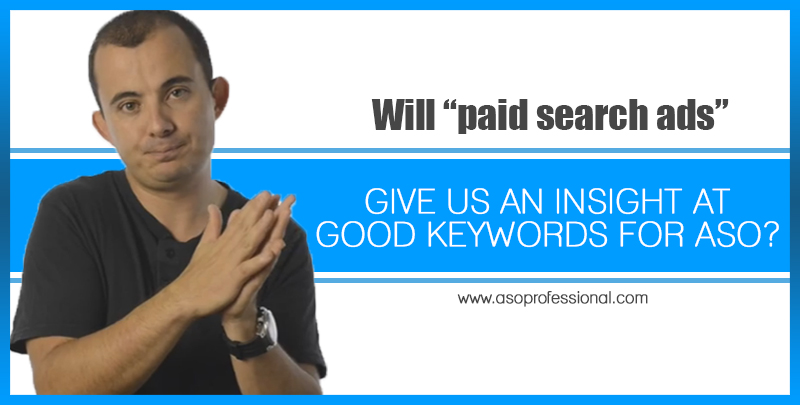 will paid search ads